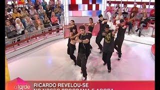 "Ricardo Fonseca TVI - ""Apoderar de TI"" (Março 2014)"