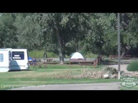 CampgroundViews.com - Dicks RV Park Great Falls Montana MT