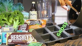 Making the Worlds Healthiest Candy Bar