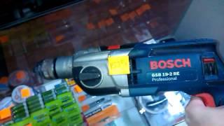 Купить дешево Б/У дрель ударная BOSCH GSB 19-2 RE. Prof-master. Самый дешевый инструмент в Украине.(Дрель BOSCH GSB 19-2 RE Б/У в отличном состоянии, работает отлично! Цена: 1525 грн. Сайт: http://prof-master.net/ Доставка по всей..., 2015-01-03T11:01:00.000Z)