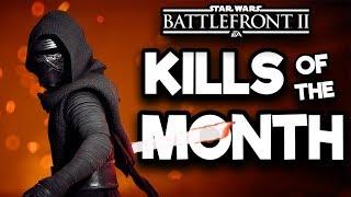 Top 20 Epic Moments - June 2018   Star Wars Battlefront 2