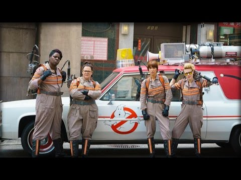 CHINA WILL BAN GHOSTBUSTERS MOVIE