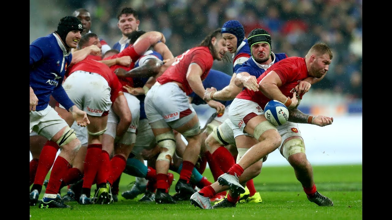 Extended Highlights: France v Wales | Guinness Six Nations