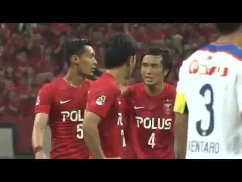 Japan J-league - Urawa Red vs Albirex Nigata 27/06/2015 Full Match