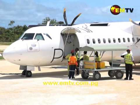 PNG Air to begin chartered flights from New Crest Mining to Cairns, Australia