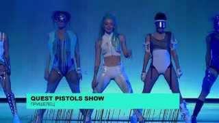M1 Music Awards. Quest Pistols Show - Пришелец - 26.11.2015(M1 Music Awards. Quest Pistols Show - Пришелец - 26.11.2015 Дивіться найяскравіші моменти шоу