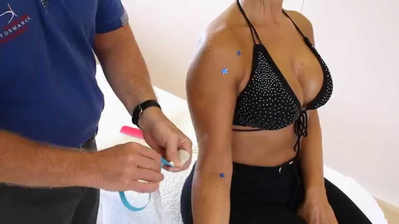 How To Treat Shoulder And Biceps Pain Using Kinesiology