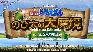 Video [Vietsub] Doraemon Movie 2014: Shin! Nobita no Daimakyou (Tân - Nobita và Đại ma cảnh) download MP3, 3GP, MP4, WEBM, AVI, FLV November 2017