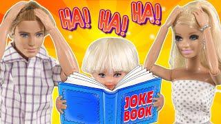 Barbie - No More Bad Jokes!  Ep.287