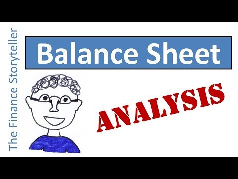 How To Read A Balance Sheet: Alphabet Inc Case Study