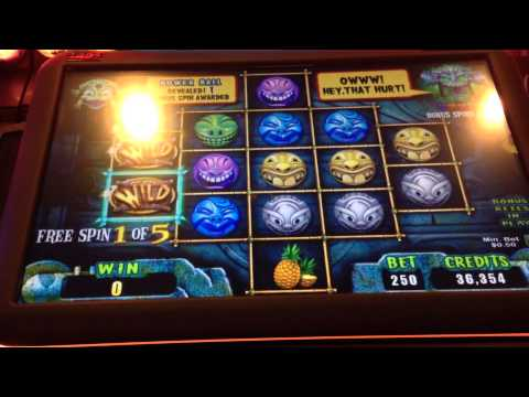 Zuma slot machine progressive