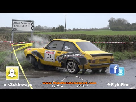 Birr Stages Rally 2016 Irish Rally Action (Flyin Finn Motorsport)