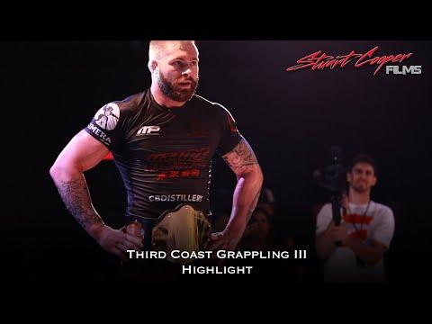 Third Coast Grappling 3 - The Future (Highlight Video)