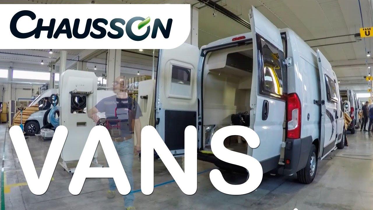 Vans Chausson - Nouvel établissement de production. 06/12/2016