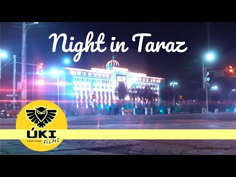 Night in Taraz / Ночь в Таразе (relax)