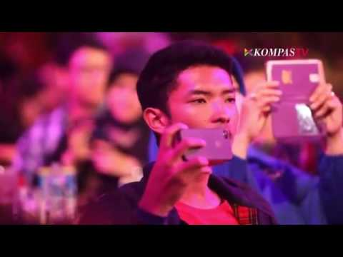 Gigi – Nirwana Jazzy Nite KOMPAS TV