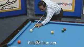 Billiards Pool US Open 9-Ball Championship Immonen v Paez