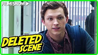 SPIDER-MAN: FAR FROM HOME | Pick-Up Passport Deleted Scene [Blu-Ray/DVD 2019]