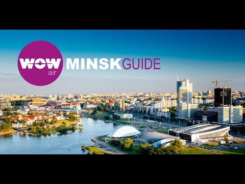 Wow Air Travel Guide Application / MINSK, BELARUS
