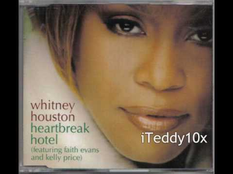 Whitney Houston / F. Evans / K. Price - Heartbreak Hotel [MP3/Download Link] + Lyrics