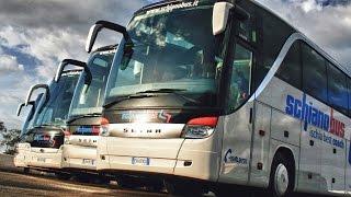 (Filmato aziendale) Schiano Bus. Sali e sei subito in vacanza!