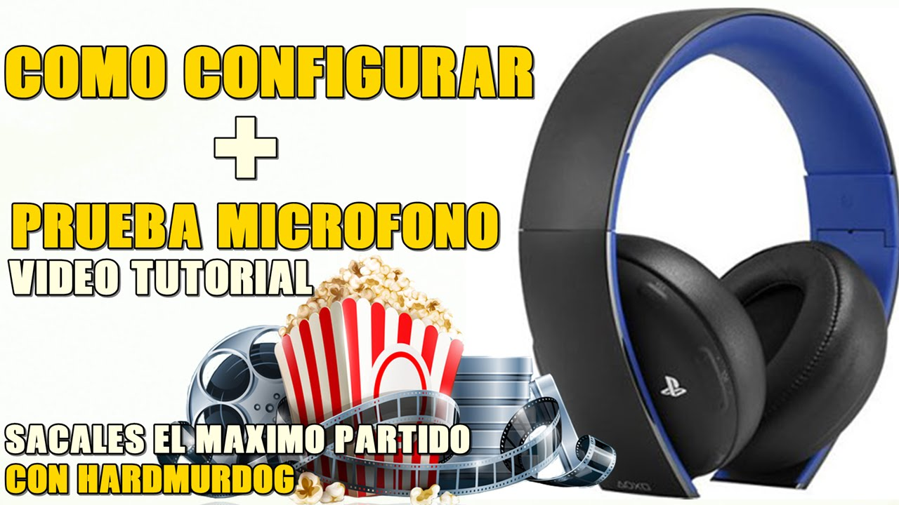 headset inalambrico ps4
