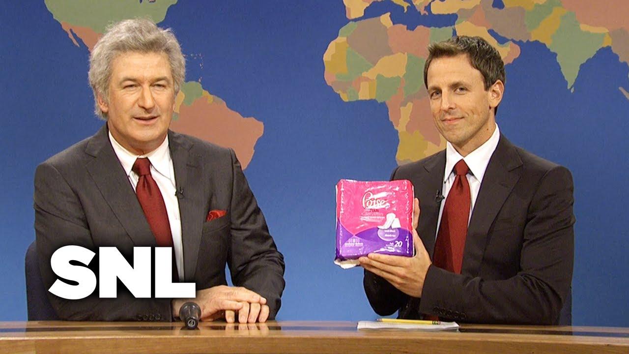 Weekend Update: Tony Bennett - Saturday Night Live
