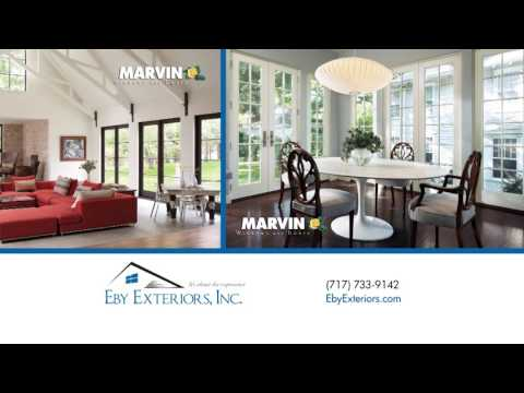 Replacement Windows Lancaster PA | Marvin Windows