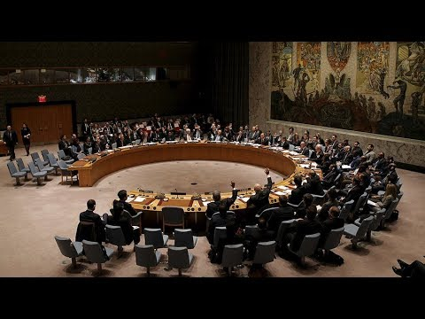 UNSC approves new sanctions against N. Korea (STREAMED LIVE)
