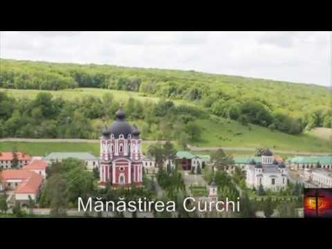 Mănăstirile din Republica Moldova. ( Monasteries of Moldova)