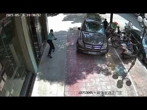 中國三寶 | 請鎖好車門小心小偷