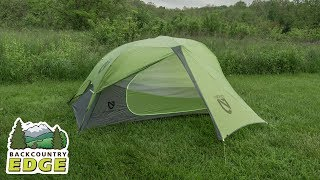 NEMO Dragonfly 1P 3-Season Backpacking Tent