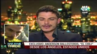 Repeat youtube video Anderson Ballesteros cuenta cómo preparó el personaje de