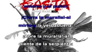 La Muralla - Quilapayún - Karaoke