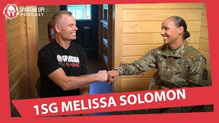 What Drill Sergeants Can Teach You About Motivations - 1SG Melissa Solomon