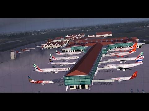 Cochin International Airport - Apron