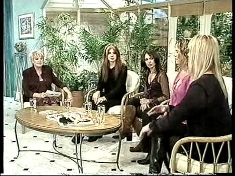 The Bangles on Open House with Gloria Hunniford, 2001, Part1