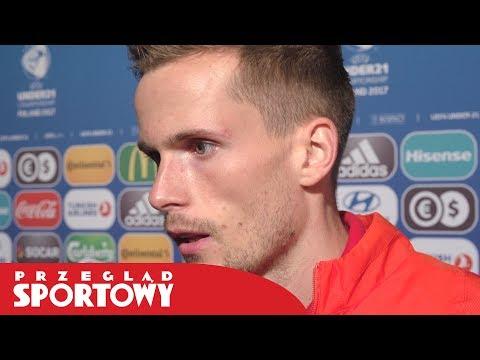 EURO U21. Tomasz #Kędziora po meczu #Anglia - #Polska 3:0