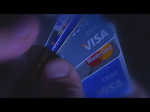 Credit card fraud warning
