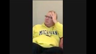 Ohio State vs. Michigan Best Reactions Compilation  2018
