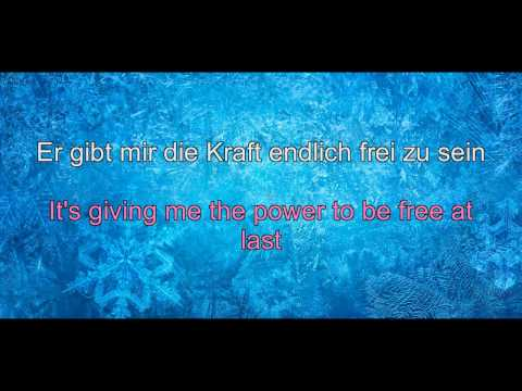 Frozen - Let It Go [German Cover ~ New German Lyrics]