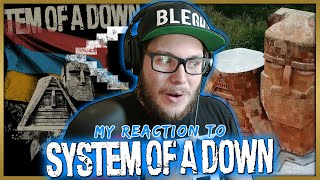 15 YEARS AND THEN THIS?! | System Of A Down - Protect The Land | REACTION/ REVIEW