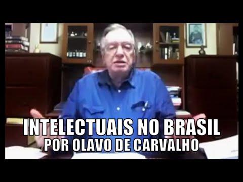Intelectuais do Brasil por Olavo de Carvalho