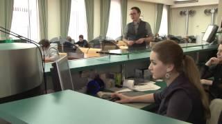 Видеоэкскурсия по Научной библиотеке Северо-Кавказского федерального университета