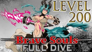 Bleach Brave Souls Full Dive - Nel (CFYOW) Level 200