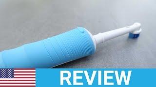 Орал-бі про 500 Електрична зубна щітка огляд - США