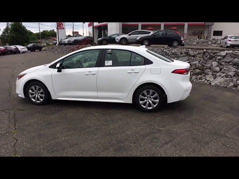 2020 Toyota Corolla Sayre, PA, Binghamton, Ithaca, NY, Scranton, PA, Endicott, NY TC08793