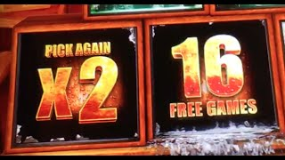 HUGE WIN!! ✦THE WALKING DEAD✦ Slot Machine at San Manuel in SoCal