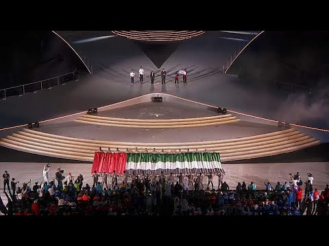 شاهد: فنانون عرب وعالميون في ختام الأولمبياد الخاصة في أبوظبي…  - 14:54-2019 / 3 / 22