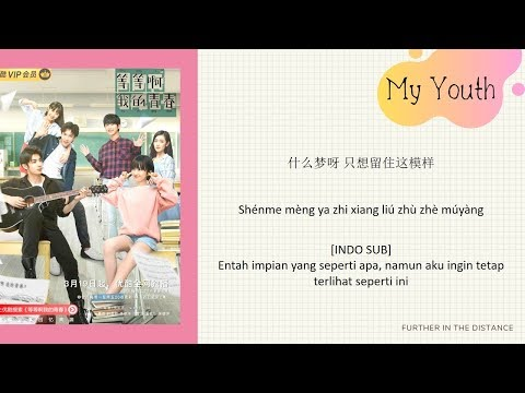 [INDO SUB] Allen, Wang Wenting - Further In The Distance Lyrics | My Youth OST
